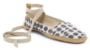 Sanuk Espie Lace-Up Ankle Flat