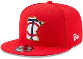 New Era Boys' Minnesota Twins Players Weekend 9FIFTY Snapback Cap