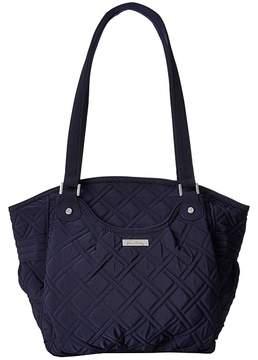 Vera Bradley Glenna Tote Handbags - CLASSIC NAVY - STYLE