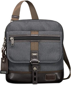 Tumi Alpha Bravo Annapolis Zip-Flap Crossbody Bag