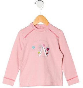 Catimini Girls' Long Sleeve Top