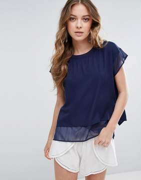 Blend She Ever Layered Top