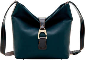 Dooney & Bourke Belvedere Crossbody Hobo - BLACK - STYLE