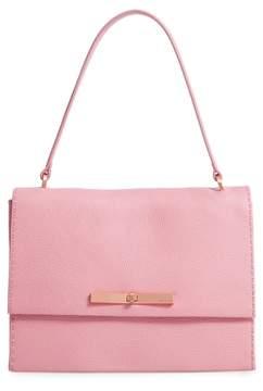 Ted Baker Jessi Leather Shoulder Bag