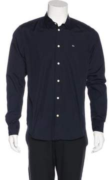 Marc by Marc Jacobs Logo-Embroidered Shirt