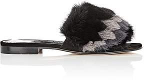 Manolo Blahnik Women's Pelosusmin Slide Sandals