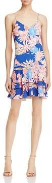 Cooper & Ella Jessica Tropical Print Dress