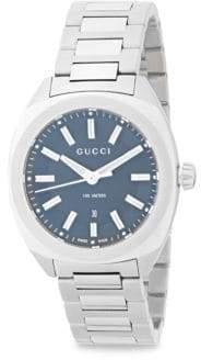 Gucci Stainless Steel Analog Quartz Bracelet Watch