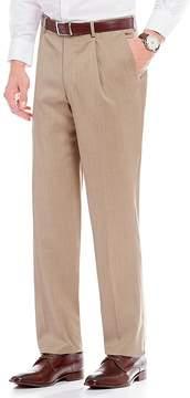 Daniel Cremieux Modern Fit Pleated Fancy Tic Dress Pants