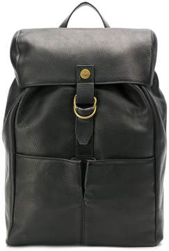 Vivienne Westwood pebbled leather backpack