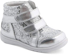 Nina Mobility By Stardust Hi-Top Walker Sneakers, Baby Girl's (0-4) & Toddler Girls (4.5-10.5)