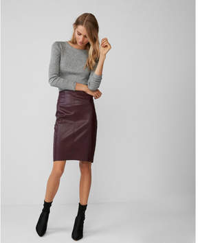 Express high waisted (Minus the) leather pencil skirt