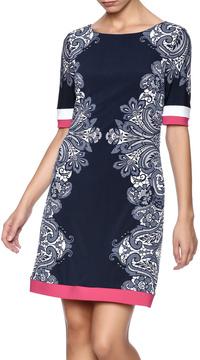 Joseph Ribkoff Print Dress