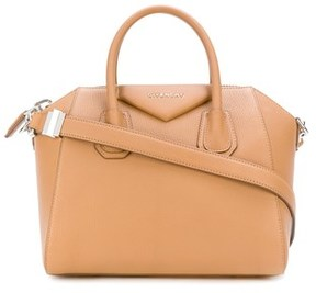 Givenchy Women's Beige Leather Handbag.