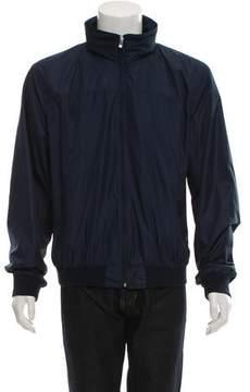 Robert Talbott Hooded Lightweight Jacket