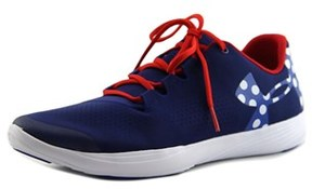 Under Armour Ua Ggs Street Precision Low Round Toe Synthetic Tennis Shoe.