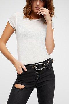 Free People Erin Studded Belt
