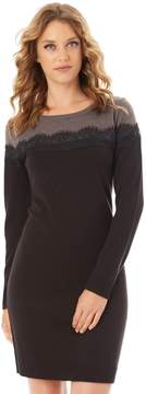 Apt. 9 Women's Lace Sweater Dress