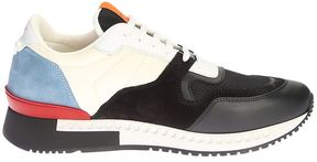 Givenchy Multicoloured Techinique Fabric Running Sneakers