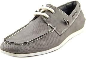 Steve Madden Men Game On Men US 10 Gray Boat Shoe