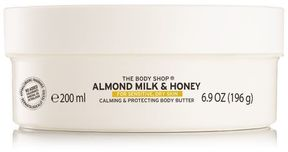 The Body Shop Almond Milk & Honey Calming & Protecting Body Butter