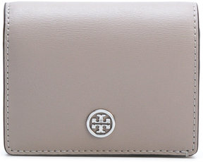 Tory Burch fold over wallet - GREY - STYLE
