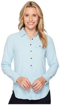 Columbia Bryce Canyon Stretch Long Sleeve Shirt Women's Long Sleeve Button Up