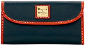 Dooney & Bourke Toledo Continental Clutch - BLACK - STYLE