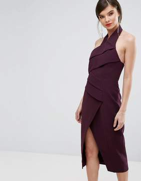 C/Meo Collective Collective Don'T Stop Midi Dress