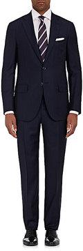 Isaia Men's Sanita Pinstriped Two-Button Suit