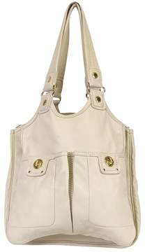 Marc by Marc Jacobs Cream Satchel - CREAM - STYLE