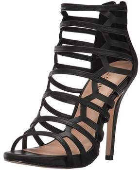 Call it SPRING Womens Astausien Open Toe Ankle Strap Classic Pumps.