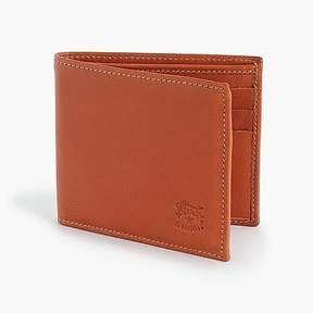 J.Crew IL Bisonte® leather card wallet