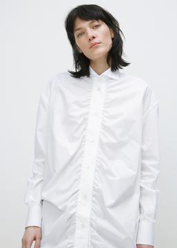 Aalto White Ruffled Shirt