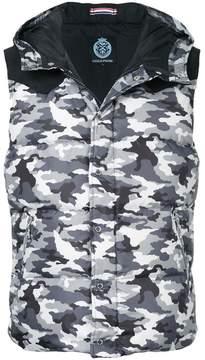 GUILD PRIME camouflage gilet