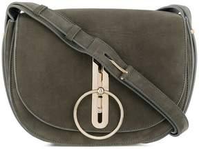 Nina Ricci Compass saddle bag