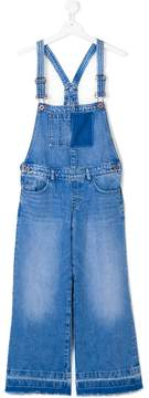 Tommy Hilfiger Junior TEEN denim dungarees