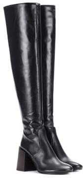 Acne Studios Sonny leather over-the-knee boots