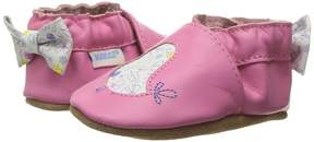 Robeez Rockin' Robin Soft Sole Girl's Shoes