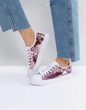 Park Lane Sequin Sneakers