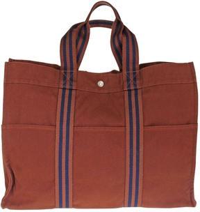 Hermes Toto handbag - BROWN - STYLE