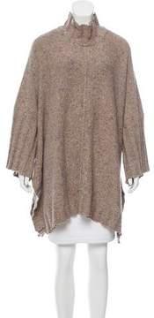 eskandar Wool Turtleneck Poncho w/ Tags