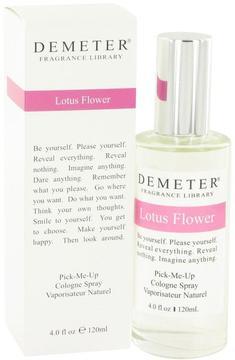 Demeter Lotus Flower Cologne Spray for Women (4 oz/118 ml)