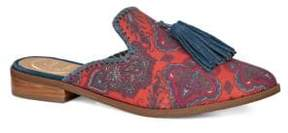 Jack Rogers Delaney Textile Mules