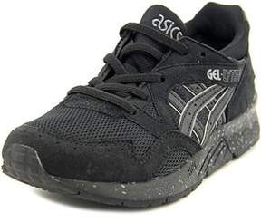 Asics Gel-lyte V Gs Youth Round Toe Synthetic Black Sneakers.