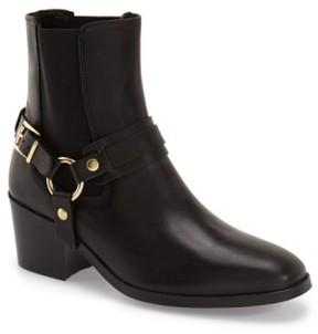 Topshop Women's 'Morello' Leather Boot