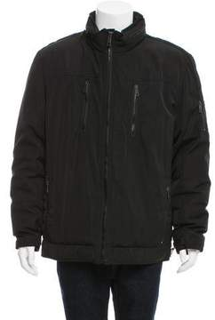 Andrew Marc Hooded Down Coat