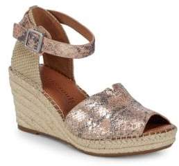Gentle Souls Charli Wedge Sandals