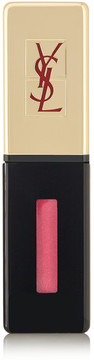 Yves Saint Laurent Beauty - Rouge Pur Couture Lip Lacquer Glossy Stain - Rose Tempura 13