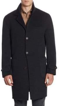 Brunello Cucinelli Reversible Over Cashmere Topcoat